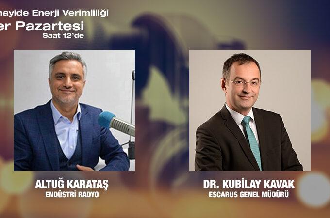 Escarus Genel Müdürü Dr. Kubilay Kavak: Sürdürülebilir Enerji