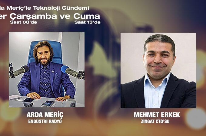 Zingat CTO'su Mehmet Erkek: Yapay Zeka, Makine Öğrenimi, Verinin Önemi Ve Emlak Piyasasında Son Durum