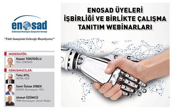 ENOSAD Üyeleri Tanıtım Webinarları – 1 01 Eylul 2020
