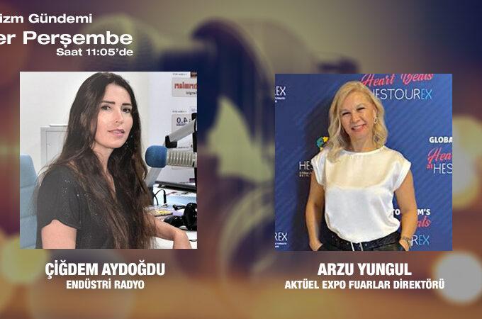 Aktüel Expo Fuarlar Direktörü Arzu Yungul: Fuar Turizmi Ve Pandeminin Etkileri