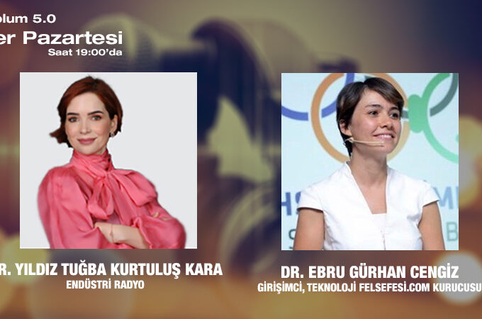 Girişimci, Teknoloji Felsefesi.com Kurucusu Dr. Ebru Gürhan Cengiz: Toplum 5.0'da Teknoloji Felsefesi Ve Kadın Girişimciliği