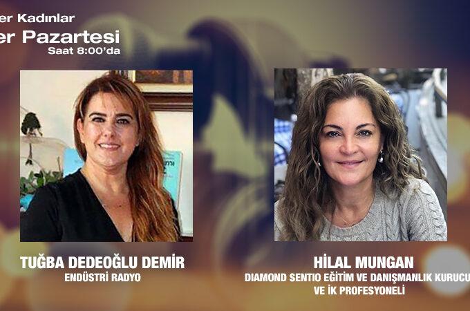Diamond Sentio Eğitim Ve Danışmanlık Kurucusu Ve İK Profesyoneli Hilal Mungan: Biz Sizi Ararız