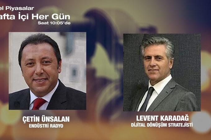 Dijital Dönüşüm Stratejisti Levent Karadağ: Gaziantep Teknofest'ten Izlenimler