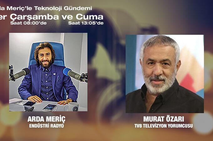 TV8 Televizyon Yorumcusu Murat Özarı: Teknolojinin Spor Ile Birleşimi Ve Survivor'daki Merak Edilenler