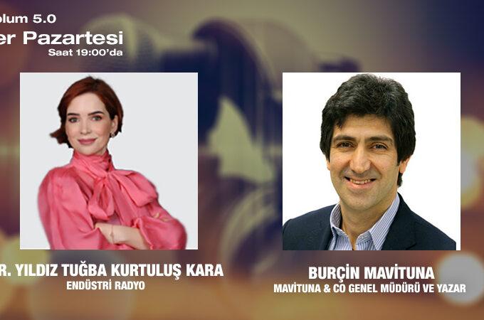 Mavituna & Co Genel Müdürü Ve Yazar Burçin Mavituna: Toplum 5.0 Ve Paylaşım Ekonomisi