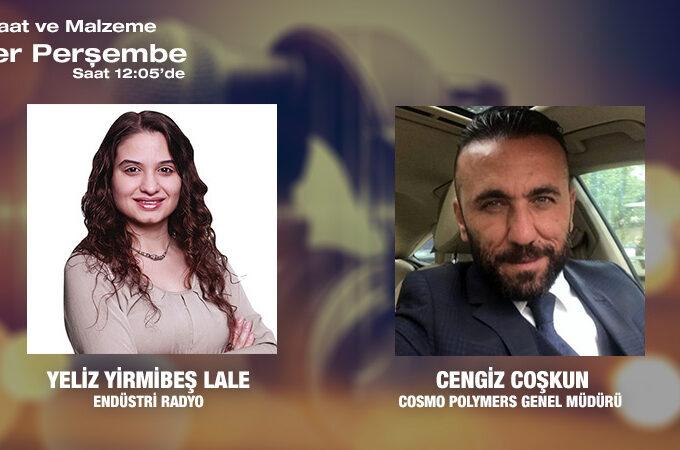 Cosmo Polymers Genel Müdürü Cengiz Coşkun: İnşaatların Olmazsa Olmazı Olan Su Yalıtımı