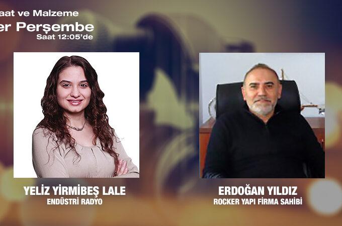 Rocker Yapı Firma Sahibi Erdoğan Yıldız: Yalıtım Ve Yapı Kimyasalları Sektörü