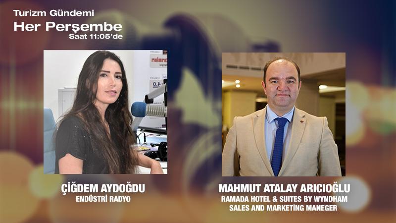 Ramada Hotel & Suites By Wyndham Sales And Marketing Maneger Mahmut Atalay Arıcıoğlu: Konaklama Sektörünün Pandemi Sürecindeki Durumu