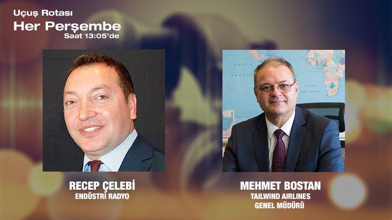 Tailwind Airlines Genel Müdürü Mehmet Bostan: Pandemi Sürecinde Havacılık Sektörünün Yaşadığı Zorluklar