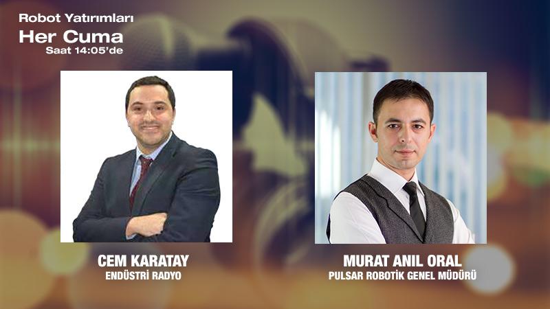 Pulsar Robotik Genel Müdürü Murat Anıl Oral: Ankara Merkezli Ve Tamamen Mühendislik Hedefli Bir Firmayız
