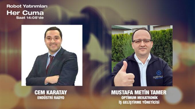 Mustafa Metin Tamer