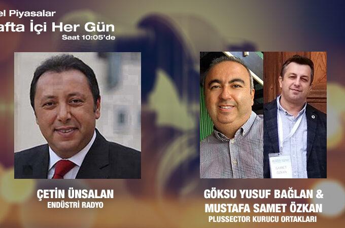 Plussector Kurucu Ortakları Göksu Yusuf Bağlan & Mustafa Samet Özkan: Dijital Ve Global B2BPlatformu