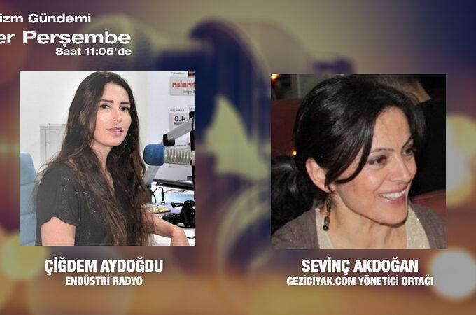 GeziciYak.com Yönetici Ortağı Sevinç Akdoğan: Yaşam Tarzımızı Işimiz Yaptık