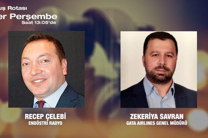 GATA Airlines Genel Müdürü Zekeriya Savran: Pandemi Sürecinde Türkiye Ve Dünyada Havacılığın Durumu