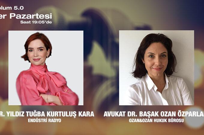 Ozan&Ozan Hukuk Bürosu'ndan Avukat Dr. Başak Ozan Özparlak: Toplum 5.0 Ve Hukukun Geleceği