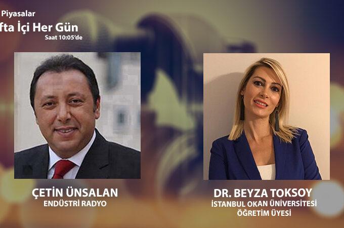İstanbul Okan Üniversitesi Öğretim Üyesi Dr. Beyza Toksoy:  Türkiye'de Girişimcilik