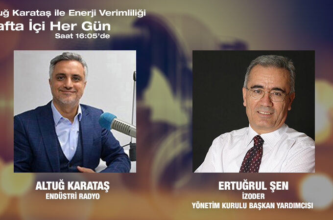 İZODER Yönetim Kurulu Başkan Yardımcısı Ertuğrul Şen: Binalarda Yalıtımın önemi