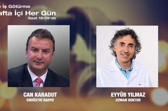 Uzman Doktor Eyyüb YILMAZ: Covid 19 Döneminde Beslenme