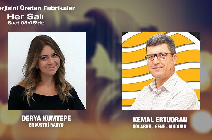Solarkol Genel Müdürü Kemal Ertugran: Yerli Invertör üretilecek Mi?