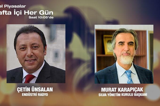 Silva Yönetim Kurulu Başkanı Murat Karapıçak: Marketing Network Sistemi