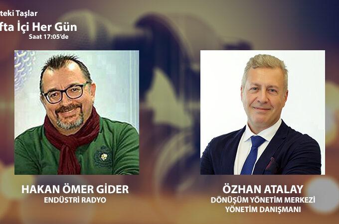Dönüşüm Yönetim Merkezi Yönetim Danışmanı Özhan Atalay: Müşterisini Yaratan Satıcı