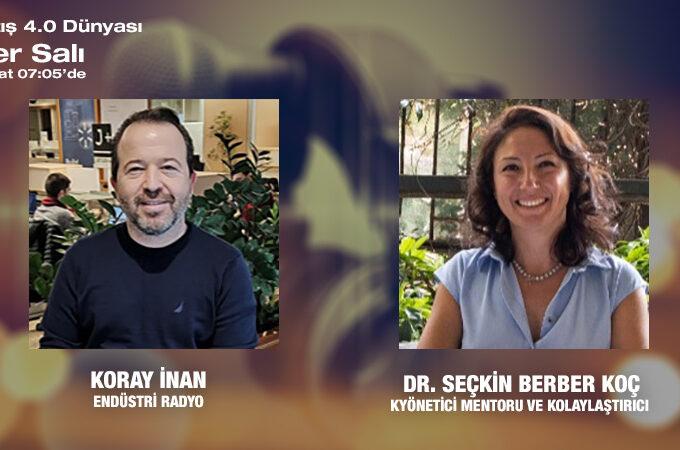 Yönetici Mentoru Ve Kolaylaştırıcı Dr. Seçkin Berber Koç: Fark'anda Liderlik
