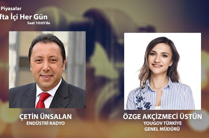 Yougov Türkiye Genel Müdürü Özge Akçizmeci Üstün: Yerel Bir Markanın Küreselleşmesi