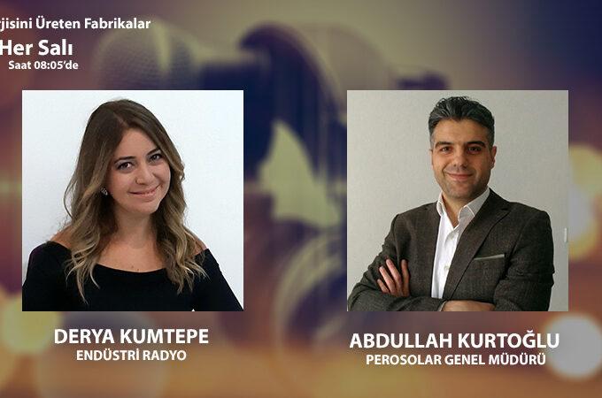 PeroSolar Genel Müdürü Abdullah Kurtoğlu: Türkiye'de Güneş Hücresi üretimi