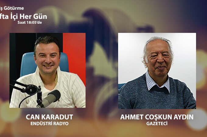 Gazeteci Ahmet Coşkun Aydın: 2020'nin Değerlendirilmesi Ve 2021'den Beklentiler