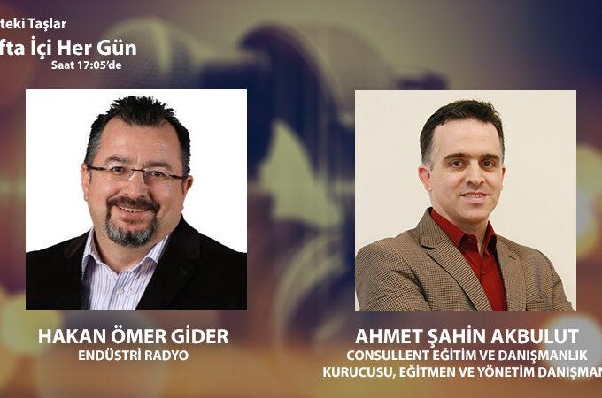 Consullent Eğitim Ve Danışmanlık Kurucusu, Eğitmen Ve Yönetim Danışmanı Ahmet Şahin Akbulut: Kim Güzel Konuşmak Istemez Ki?