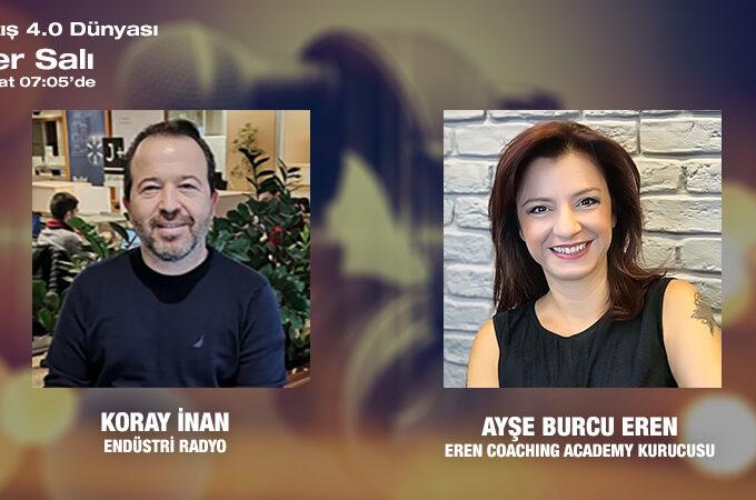 Eren Coaching Academy Kurucusu Ayşe Burcu Eren: NLP İle Kendini Yönet İşini Yönet