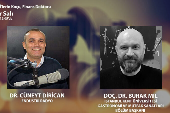 İstanbul Kent Üniversitesi Gastronomi Ve Mutfak Sanatları Bölüm Başkanı Doç. Dr. Burak Mil: Turizm Ve Gastronomi Anadolu'nun Bacasız Sanayisidir