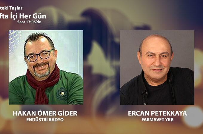 Farmavet YKB Ercan Petekkaya: Pandemide Patron Olmak
