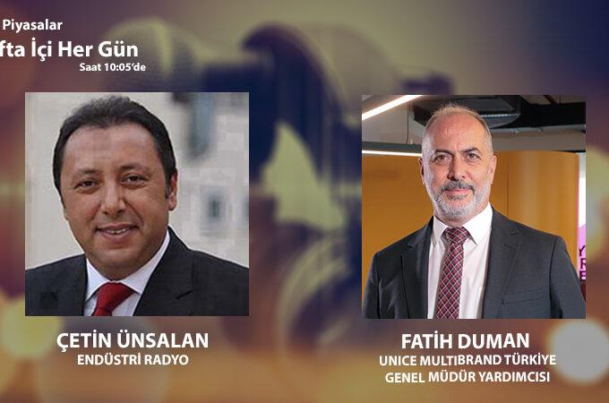 Unice Multibrand Türkiye Genel Müdür Yardımcısı Fatih Duman: Doğrudan Satış Sektörü