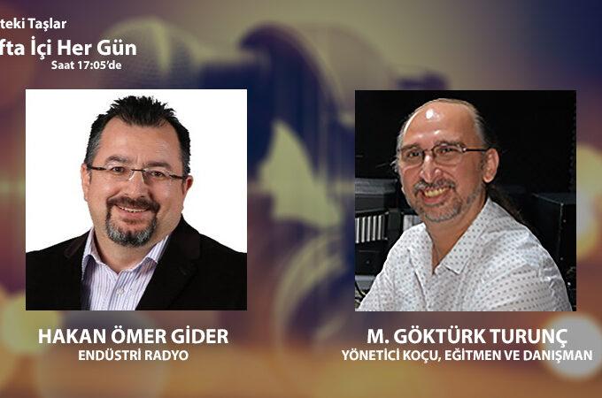 Yönetici Koçu, Eğitmen Ve Danışman M. Göktürk Turunç: Konfor Alanından Kaçış
