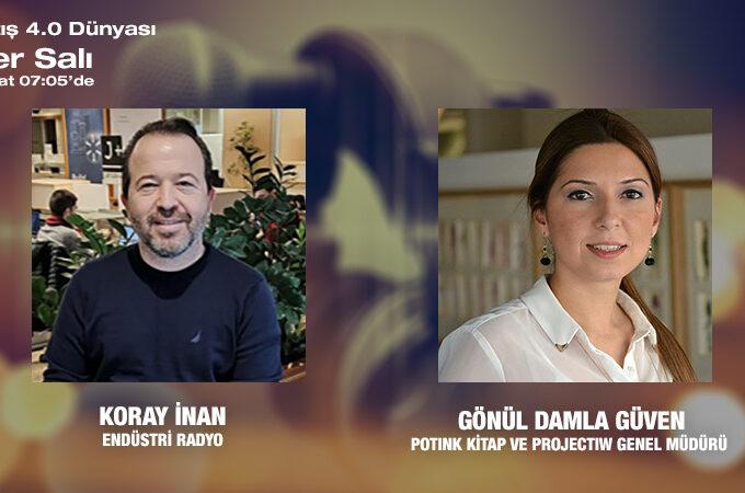 Potink Kitap Ve Projectiw Genel Müdürü Gönül Damla Güven: Yayıncılık Dünyası Ve Kadın Girişimci Olmak