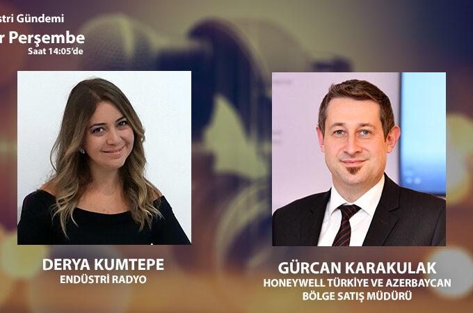 Honeywell Türkiye Ve Azerbaycan Bölge Satış Müdürü Gürcan Karakulak: Pandeminin 2. Dalgasında Tekrar Evden çalışmaya Döndük