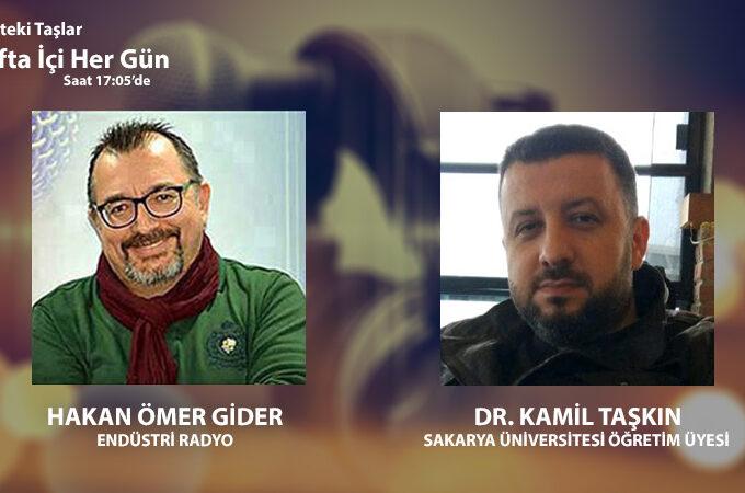 Sakarya Üniversitesi Öğretim Üyesi Dr. Kamil Taşkın: Yalın Üretim Ve Üretim Yönetim