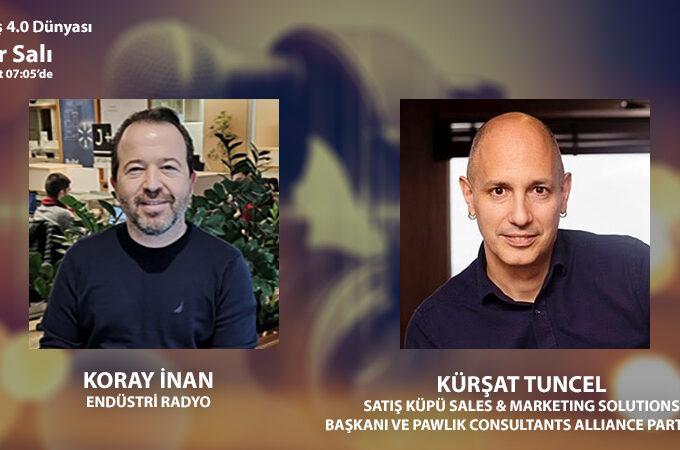 Satış Küpü Sales & Marketing Solutions Başkanı Ve Pawlik Consultants Alliance Partner Kürşat Tuncel: Satış Koçluğu Ve Uygulamaları