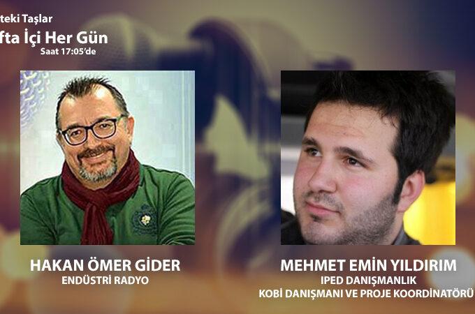Iped Danışmanlık KOBİ Danışmanı Ve Proje Koordinatörü Mehmet Emin Yıldırım: İhracat Destekleri
