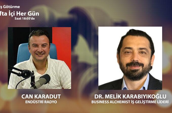 Business Alchemist İş Geliştirme Lideri Dr. Melik Karabıyıkoğlu: Pandemide E-Ticaret Ve Sosyal Medyanın önemi Arttı