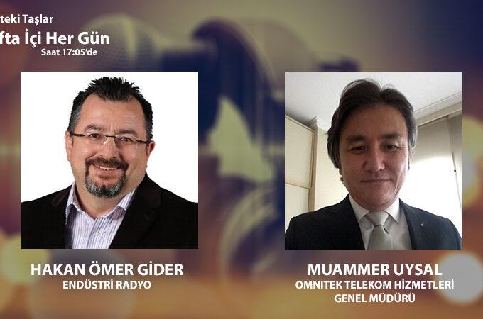 Omnitek Telekom Hizmetleri Genel Müdürü Muammer Uysal: Dijital Dünya Güvenliği