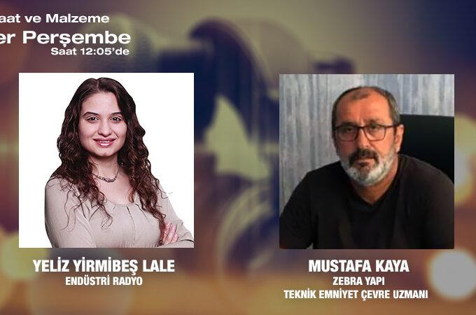 Zebra Yapı Teknik Emniyet Çevre Uzmanı Mustafa Kaya: İnşaat Projelerinin Olmazsa Olmazı Yalıtım