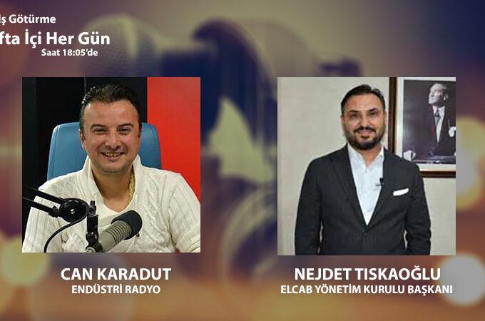 Elcab Yönetim Kurulu Başkanı Nejdet Tıskaoğlu: Kablo Sektörü Ihracat Ve Endüstri 4.0 Döneminde Ne Yapıyor?