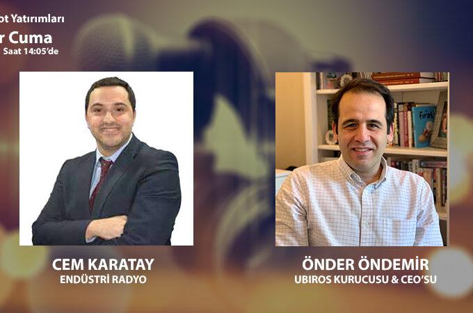 Ubiros Kurucusu & CEO'su Önder Öndemir: Robot Tutucuları (Gripper)