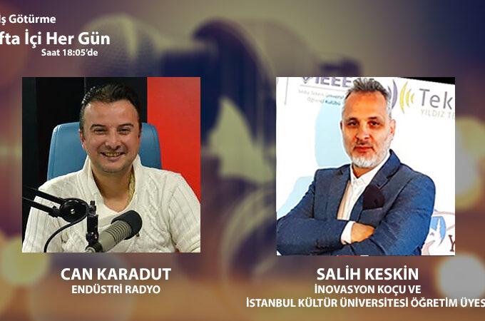 İnovasyon Koçu Ve İstanbul Kültür Üniversitesi Öğretim Üyesi Salih Keskin: Aykırı Zekanın Gücü
