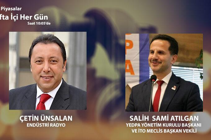 YEDPA Yönetim Kurulu Başkanı Ve İTO Meclis Başkan Vekili Salih Sami Atılgan: Oto Yedek Parça Sektörü