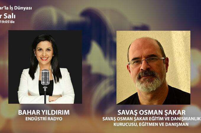 Savaş Osman Şakar Eğitim Ve Danışmanlık Kurucusu, Eğitmen Ve Danışman Savaş Osman Şakar: Sistematik Ve Düzenli çalışmaya önem Verdim