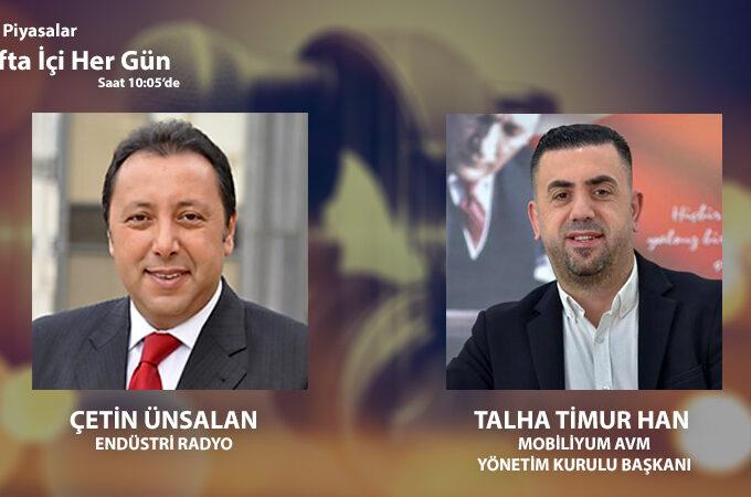 Mobiliyum AVM Yönetim Kurulu Başkanı Talha Timur Han: Mobilya Sektörü