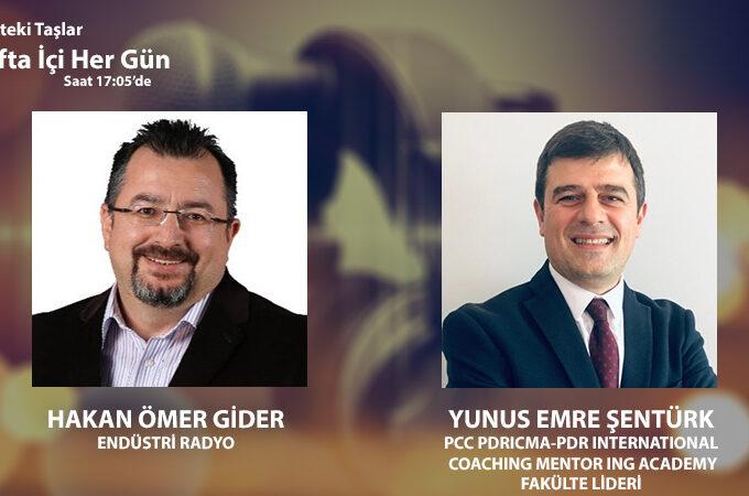 PCC Pdricma-PDR International Coaching Mentor Ing Academy Fakülte Lideri Yunus Emre Şentürk: Günümüzde Müşteri Deneyimi
